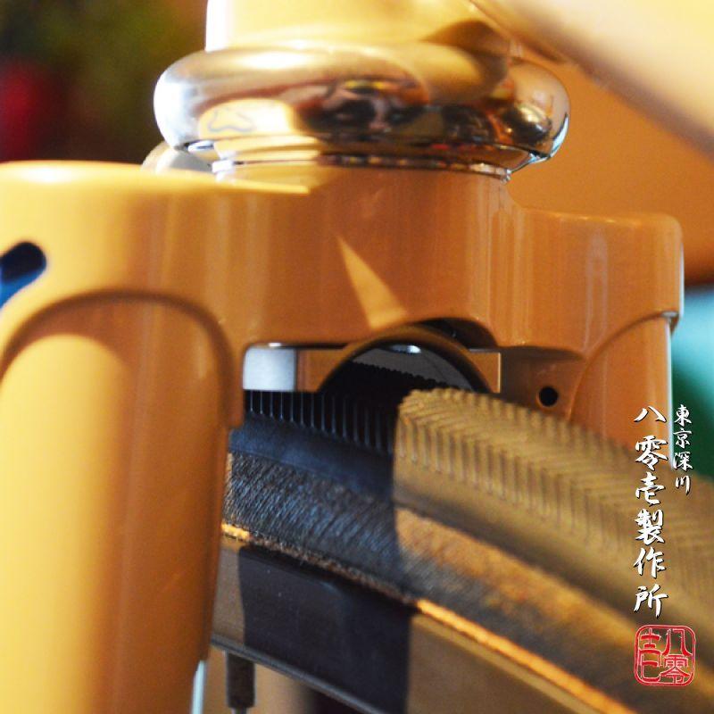 画像2: 競輪自転車用 ブレーキ台座 700C用